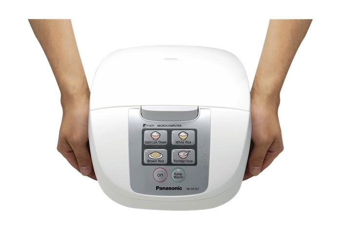 panasonic rice cooker instructions