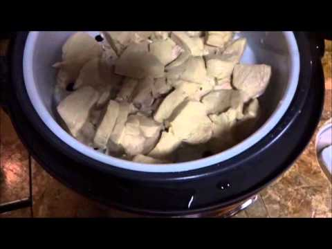 How to Steam Chicken in Aroma Rice Cooker