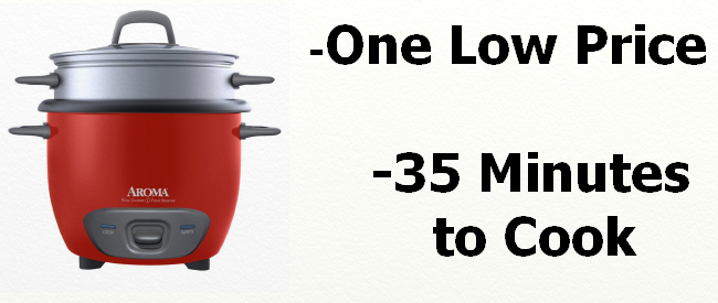 Aroma Rice Cooker reviews